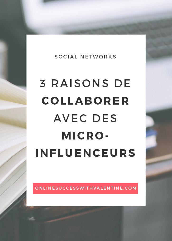 3 raisons de collaborer avec des micro-influenceurs